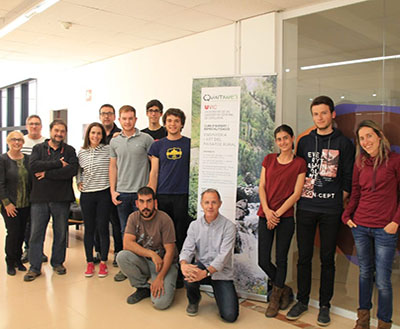 Engineering Curso de Ingeniería y Arte del Paisaje Rural. Ed.18/19.